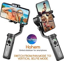 Hohem iSteady X 3-Axis Foldable Gimbal Stabilizer for iPhone 11 Pro XS Max XR
