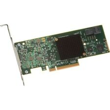 Lsi Logic Megaraid Sas 9341-4i Sgl - 12gb/s Sas, Serial Ata/600 - Pci (lsi00419)
