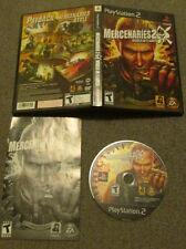 Mercenaries 2: World in Flames  (Sony PlayStation 2, 2008)