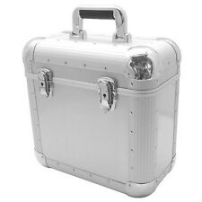 ZOMO Flightcase RP-50 XT Argent - Sac Porte Disques En Vinyle Aluminium - Neuf