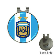 FIFA Argentina National Team Golf Ball Marker Hat Clip!