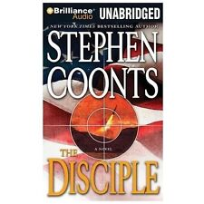 THE DISCIPLE unabridged audio book CD by STEPHEN COONTS Brand New 13 CDs 15 hrs!