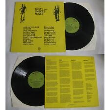 VA/BLUES IMAGE, VAN MORRISON OST LP Dusty & Sweets McGee Rare French Press 71'