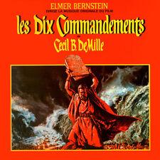 CD Les Dix Commandements - Bande Originale du Film / Elmer Bernstein
