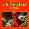 CD Les Dix Commandements - Bande Originale du Film / Elmer Bernstein