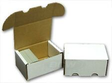 50 BCW (300 Count) Storage Boxes   FREE SHIPPING