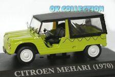 1:43 - CITROEN MEHARI (1970) - Ixo / Altaya (serie da edicola)