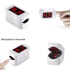 Oxímetro de Pulso Dedo Medidor Oxígeno Oximeter