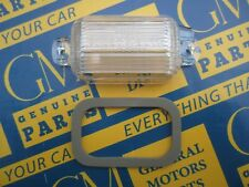 1965-1973 GM Rear Bumper License Lamp Lens Light Tag Lens. Free Shipping