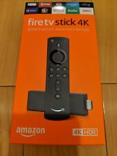 Amazon Fire TV Stick 4K HDR Alexa Remote Streaming Media Player Latest Ver 2018