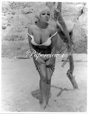 Real Photograph 8x10 Pin Up Harrison Marks Glamour Model June Palmer D120