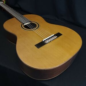 Admira Irene Satin Finish Spanish Made Classical Nylon String Guitar