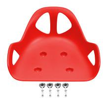 Triad sede incl. alucaps Rosso per Drift Trike