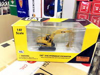 Norscot HO 1/87 Caterpillar Cat 315C Hydraulic Excavator Diecast model 55107