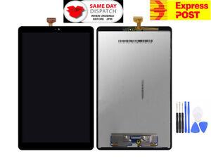 "SAMSUNG GALAXY TAB A 10.5"" SM-T590 T595 LCD DISPLAY+TOUCH SCREEN DIGITIZER BLACK"