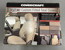 Covercraft SS3435PCGY SeatSaver Front Row Custom Fit Seat Cover 2013-16 DODGE RA