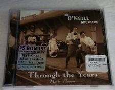 THE O'NEIL BROTHERS Through The Years Movie Themes NEW Sealed CD Wizard Of Oz