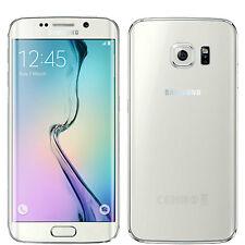 New Samsung Galaxy S6 Edge 32GB SM-G925F White Pearl Factory Unlocked 4G Simfree