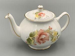 Duchess Peach Rose - 1 pint Baby Teapot.