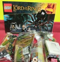 LEGO Lord of the Rings LOTR 9470 Shelob Attacks No Minifigs or Box, Spider Only
