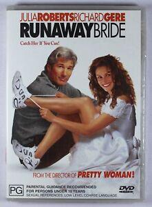 Runaway Bride DVD NEW FREE POST