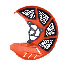 Front Brake Disc Rotor Guard Cover For KTM SXF 125-530 SMR 450-525 EXCF 125-530