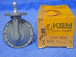 1958 Edsel 1958-1960 Mercury AC Fuel Pump NOS NORS