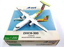 Herpa / Hogan Wings 1:200 DH28004 A-net Japan DHC8-300 JA804K COSMOS