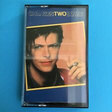 DAVID BOWIE - Changes Two Bowie (RCA 1981 Cassette Tape)