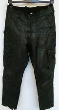 Pantalone. Moto pelle anni 80 vintage collezione.trausers  hear 80'collection