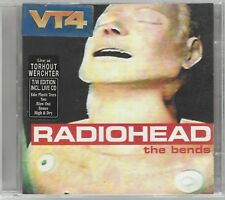 Radiohead The bends Live at Torhout Werchter 2 CD Box