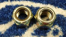 FORD SIERRA MK2 COSWORTH FRONT ANTI ROLL BAR  NUTS NOS GENUINE FORD X2