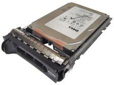 """DELL 300 GB 6 G 15 RPM 3.5"""" SAS Disco rigido con F 238 F + CADDY 0F238F"""