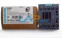 1PC NEW FOR SIEMENS Contactor 3RT6018-1BB41 DC24V