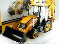 JCB 3CX BACKHOE LOADER MODEL BRITAINS 42702 1:32 SIZE EXCAVATOR DIGGER T3Z