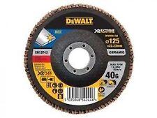 DEWALT - Flexvolt Xtreme Runtime Flap Disc 125mm 40g