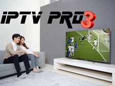 3 JOURS ABONNEMENT iPTV PRO 3.0 HAUT QUALITÉ SMART IPTV-MAG-ANDROID BOX IOS