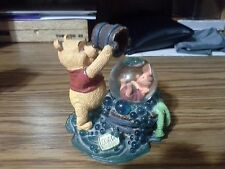 Pooh & Piglet Bubble Bath Water Globe Simply Pooh