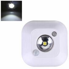 Infrared PIR Motion Sensor LED Ceiling Night Light Battery Powered Porch Lamp HV