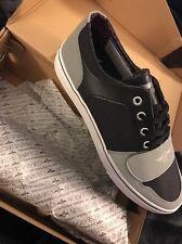 Creative Recreation Men's Cesario Lo XVI Fashion Sneakers Black Gray Grey 9 M