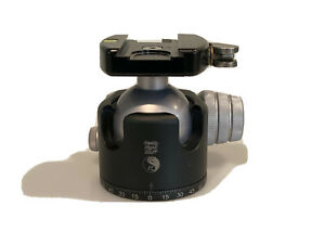 Really Right Stuff (RRS) BH-55 LR Ball Head with Full-Size Lever-Release
