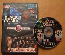 Black Cobra/The Final Comedown DVD  LN