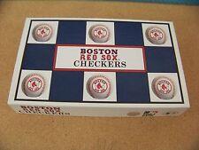 1997 Boston Red Sox vs NY New York Yankees Checkers MLB
