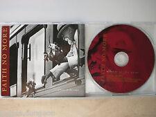 FAITH NO MORE - Album Of The Year  PROMO CD  in a slim case  FNMCD97 - UK