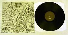 "Morbid Angel ""Laibach Remixes"" Black Vinyl - ORIGINAL PRESSING"