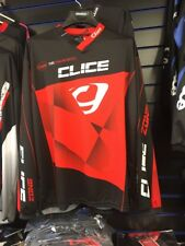 clice trials Clothing shirt Top Red Black White Gasgas Sherco Beta TRS Large