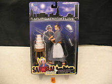 "Saturday Night Live SAMURAI BAKER John Belushi 6"" Action Figure NEW 2000 X-Toys"