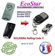 Télécommande compatible Hormann Ecostar RSC2 / Ecostar RSE2 PORTAIL GARAGE