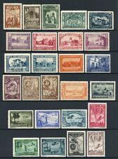 Spain - mail- Year: 1930 - number 00566/82+583/91 - Ibero-american Game com