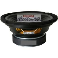 """ONE 6.5"""" Home Audio Speaker SubWoofer 8ohm Driver DJ PA 180W woofer replacement."""